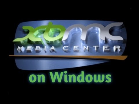 How to install XBMC on Windows - How to configure XBMC on Windows