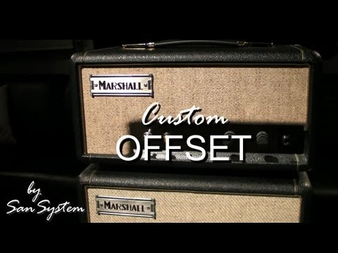 ► MARSHALL - Custom Offset Stack 1 Watt (HD) ♫♪