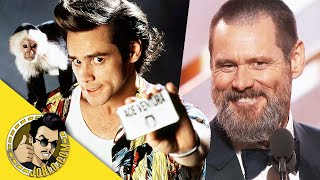 /wtf happened to jim carrey