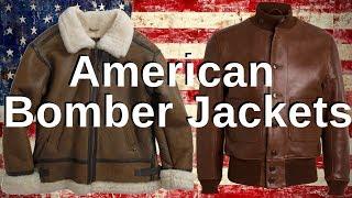 Leather Bomber Jacket History