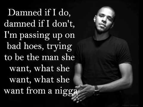 She Knows - J. Cole (Lyrics)