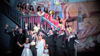 Thuy Tran & Gavin McGrane Wedding