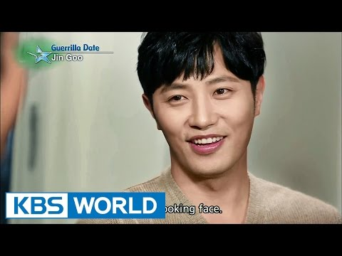 GuerrillaDate with JinGoo (Entertainment Weekly / 2016.04.01)