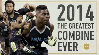 The Most Star-Studded Combine in NFL History! | Vault Stories