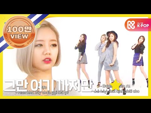 주간아이돌 (Weekly Idol) - Girl's Day (걸스데이) RANDOM PLAY DANCE (Vietnam Sub)
