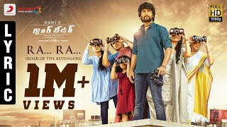 Gang Leader- Ra Ra (Roar of the Revengers) Telugu Lyric- N..