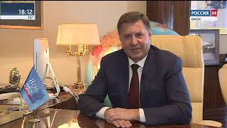 Актуальное интервью Андрей Голушко