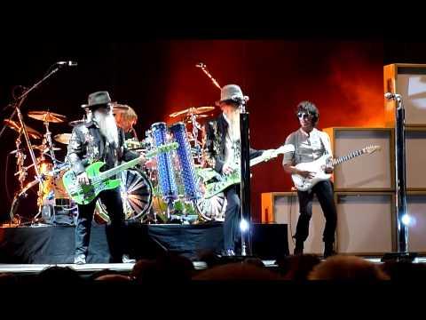 ZZ Top & Jeff Beck - Lagrange - Lucca 13.07.2010