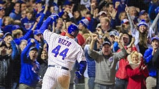 Chicago Cubs 2016 Postseason Highlights
