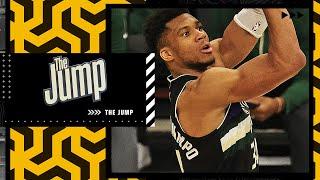'Giannis was his inner Kareem Abdul-Jabbar' - Marc J. Spears on Bucks Game 6 win   The Jump