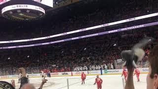Northeastern Wins 2020 Beanpot Final vs BU