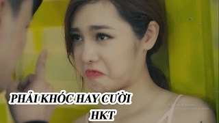 Phải Khóc Hay Cười - HKT [FULL HD]-Phim Ca Nhạc Tattoo Girl