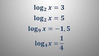 Logaritmi 3