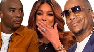 "Charlamagne Tha God Is Concerned For Wendy Williams | Say's He Doesn't ""F"" With Kevin Hunter"