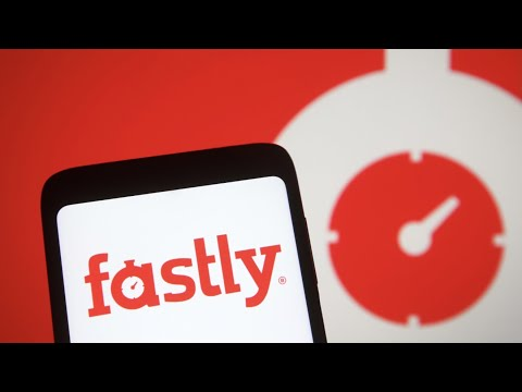 Widespread Fastly outage brings down swaths of the internet