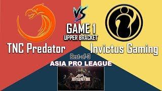 TNC vs IG Game 1 (Full) [HD] APL Semi-Finals