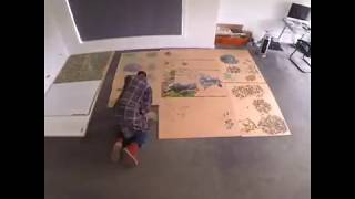 This man spent over half a year putting a jigsaw puzzle together and it looks AMAZING!