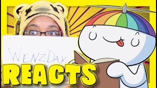 My Horibal Speling by TheOdd1sOut | Animation Reactions