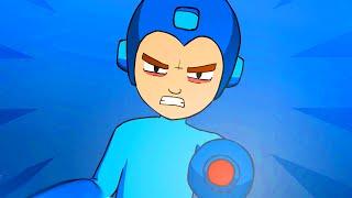 Megaman Theme Song with Lyrics - MegaMan Music Video (MegaMan Animated Song)
