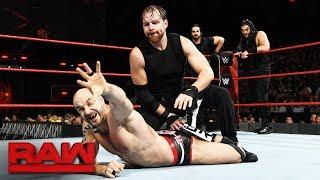 The Shield vs. The Miz, Sheamus & Cesaro: Raw, Nov. 13, 2017