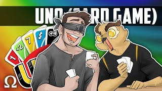 VANOSS JOINS THE TEAM! (2 VS 2 MATCHES) | Uno Card Game #35 Ft. Vanoss, Brian, Moo