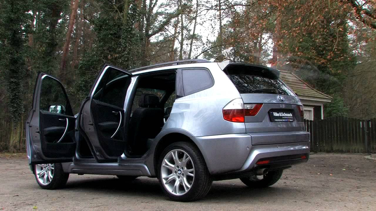 bmw x3 automatik als gebrauchtwagen youtube. Black Bedroom Furniture Sets. Home Design Ideas