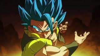 Gogeta vs Broly Full Fight English Dub HD