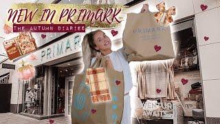 NEW IN PRIMARK AUTUMN 2019: Knitwear, Coats, Pyjamas, Accessories, Boots, Homeware   AUTUMN DIARIES