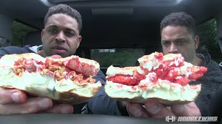Ghetto Eating Challenge #1 @hodgetwins