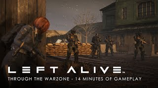 LEFT ALIVE - Through the Warzone – 14 Minutes of Gameplay