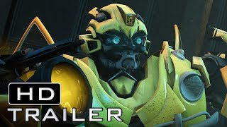 BUMBLEBEE: The Movie (2018) Teaser Trailer
