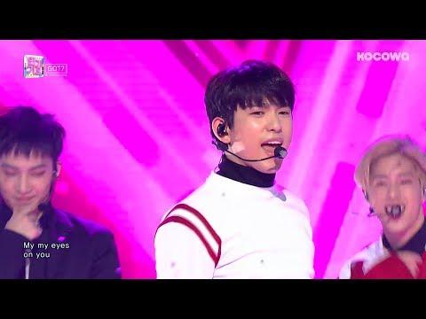 GOT7 - Look [Inkigayo Ep 951]