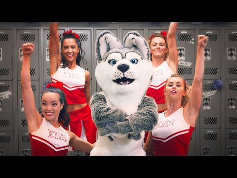 HIGH SCHOOL DANCE BATTLE II - MASCOT SHOWDOWN! // ScottDW