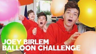 Joey Birlem Plays RAW's Balloon Challenge