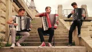 Fun. - We Are Young (Crazy Accordion Trio Cover)