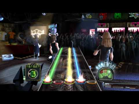 Guitar Hero 3 - Flames of Revenge (Rhapsody of Fire)