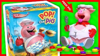 Play POP THE PIG Family Game