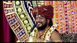 Creating a New Species who Manifest Powers with DNA of Sadashiva: Nithyananda''s Message for 2017