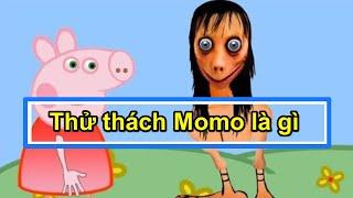 Thử thách Momo trên Youtube là gì mà khiến các bậc phụ huynh lo sốt vó?| Đồng Nai TV