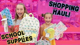 BACK TO SCHOOL! Shopping Haul!