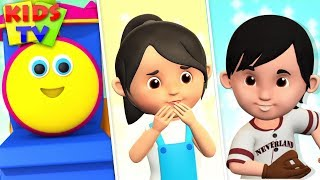 Time is Precious | Bob The Train Shorts | Learning Videos for Kids & Children Stories