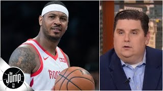 Carmelo Anthony reportedly not done yet: Any truth to the rumors? | The Jump