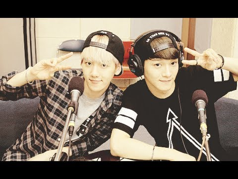 [ENGSUB]130817 Baekhyun and Chen - Really I didn't know [AUDIO]