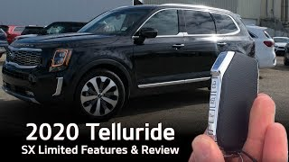 2020 KIA Telluride || Full Walkthrough & Feature Review (SX Limited)