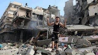 مقتل ثمانية فلسطينيين في جنوب قطاع غزة وعدد الضحايا يتجاوز حصيلة 2012  - أخبار الآن