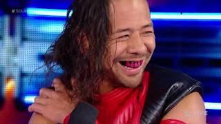 Daniel Bryan & AJ Styles vs. Rusev & Aiden English: SmackDown LIVE, April 17, 2018