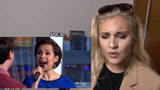 Vocal Coach    Reaction& Tips   LEA SALONGA &Brad Kane perform 'A Whole New World