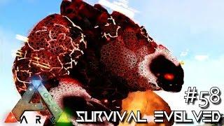 ARK: SURVIVAL EVOLVED - NEW TEK TOTEM & FIRE DEITY !!! E58 (MODDED ARK ANNUNAKI EXTINCTION CORE)