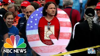 Meet The Press: QAnon And Conspiracy Theories: An American Political Tradition | NBC News