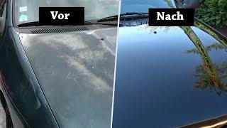 Auto malt sich zu Hause - Auf Wiedersehen hässliche Farbe!🚨